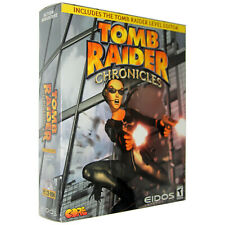 Tomb Raider: Chronicles [Large Boxed Edition] [Pc Game]