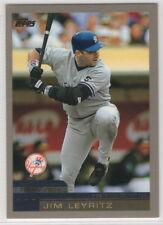 2000 Topps Baseball New York Yankees Team Set World Series Champs!!