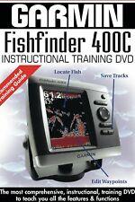 Garmin Fishfinder 400c (DVD)