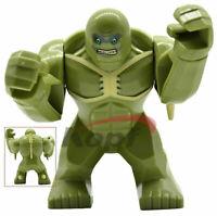 Black//Grey shorts HULK Dark Red Angry Hulk Large Custom Mini Figure