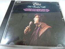 Elvis Presley –  He Touched Me  1986  1ST  RARE  JAPAN   R-32P  PRESS CD !