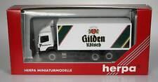 Herpa Mercedes Benz MB Atego Koffer-LKW Gilden Kölsch 188623 1:87 OVP neu