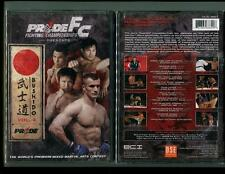 PRIDE FC - BUSHIDO: VOLUME 4 (DVD, 2006) BRAND NEW SEALED - FREE SHIPPING