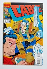 Cable #3 Marvel 1993 ~ 1st Appearance of Weasel ~ Deadpool 2 Movie Nm-