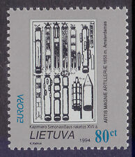 Single Lithuanian Stamps