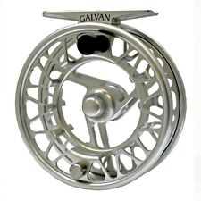 Galvan Brookie 0/1 Fly Reel - Color Clear - New