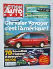 MAGAZINE - ACTION AUTO MOTO N° 10 - FEVRIER 1995 *