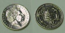 2001 20c Norfolk Island. Uncirculated from mint bag.