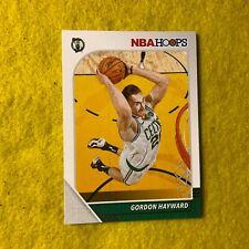 GORDON HAYWARD 2019 NBA HOOPS BASKETBALL CARD #9 MINT