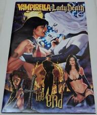 VAMPIRELLA MONTHLY #26 VS LADY DEATH THE END (Harris 2000) (VF-) RARE