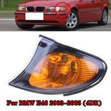 Left Side Yellow Corner Light For BMW E46 325i 325Xi 330i 2002-2005 2003 2004