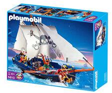 PLAYMOBIL 5810 Korsarensegler Blaubarts Piratenschiff