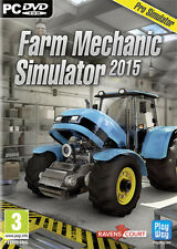 Farm Mechanic Simulator 2015 PC IT IMPORT RAVENSCOURT
