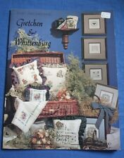 Stony Creek Collection Counted Cross Stitch Book #29 ~Gretchen & Whittenburg