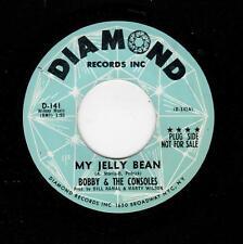 DOOWOP-BOBBY (BOBBY PEDRICK/ROBERT JOHN)/CONSOLES-MY JELLYBEAN/NITA, I NEED YOU