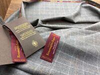 Ermenegildo Zegna Prince Of Wales,Trofeo Superfine wool suiting/jacketing 3.5m