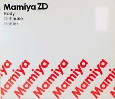 Mamiya ZD 22MP Medium Format Digital Camera Body, In Box - MUST READ! (6875)
