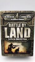 Battle by Land  3 Pack Collection DVD