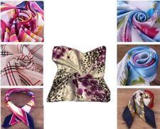 Pañuelos de mujer de seda