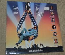 new sealed LD Laserdisc The Player Robert Altman Tim Robbins Whoopi Goldberg