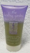Healing Garden LAVENDERTHERAPHY Lavender Calm Bath & Shower Gel 1.18 oz/34mL New