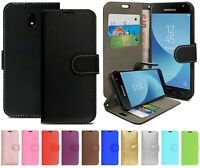 Case for Samsung Galaxy J5 Phone Leather Flip Shockproof Wallet Book Cover