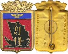 Base Aéro Navale CAT LAI, émail, marquage grosses lettres, Drago Bérenger (2228)