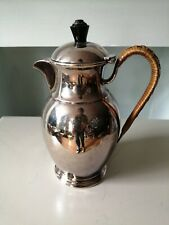 Silver Plated Tea/coffee Pot With Lid