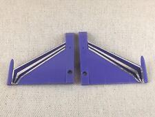 Skywarp Vertical Wings Large Tab 1985 Vintage G1 Transformers Action Figure