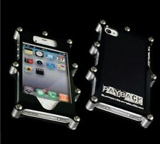 iPhone 4/4S Black/Flat Black BEADLOCK Aluminum Case Off-road Motocross ATV UTV