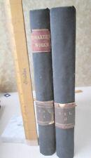 2Vols,THE WORKS Of WILLIAM HOGARTH,1824,Rev. John Trusler,Illust