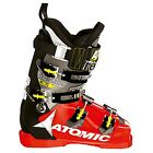 2014 Atomic Redster WC 170 Lifted Red/Grey Size 26.5 Men's Ski Boots