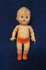 Vintage Sun Rubber Tod-L-Tot Doll/Squeak Toy