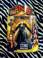 Sting TNA Impact Wrestling Figure Series 7 2007 Marvel Toys *Brand New*
