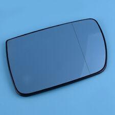 POUR BMW Série 1 2004-2009 côté Droit Asphérique électrique Aile Miroir De Verre Plaque