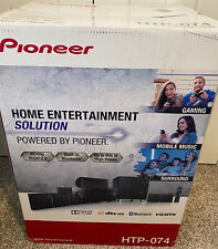 Pioneer Home Theater Package Pack Home System  HTP-074 600w