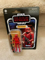 """Star Wars Vintage Collection 3.75"""" SITH TROOPER Rise of Skywalker NON-MINT"""
