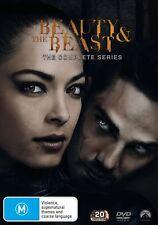 Beauty and the Beast: Seasons 1-4 (Box Set) [DVD]