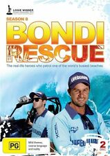 Bondi Rescue: Season 8  - DVD - NEW Region 4