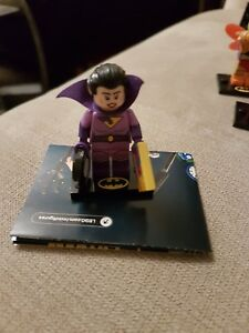 LEGO MINIFIGURE SERIES THE BATMAN MOVIE 2 WONDER TWIN JAYNE L@@K