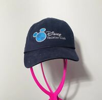 Disney Hat Vacation Club Member Embroidered Adjustable Cap Blue Welcome Home