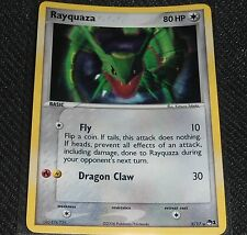 Rayquaza 3/17 Pop Series 1 HOLO Promo NEAR MINT Pokemon Card