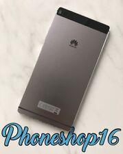 Original Huawei P8 Akkudeckel Deckel Gehäuse Rahmen Backcover Cover Schwarz
