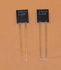 Vishay Foil Resistors S102K 16k .01% 2pcs