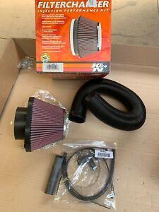 K&N 57-0107-1 High Flow Air Intake Kit for Fiat Punto Mk1 176