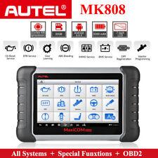 Autel MaxiCOM MK808 as MX808 OBD2 Auto Diagnostic Scanner Tool TPMS Key Coding