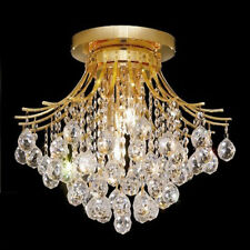New! Crystal Chandelier Toureg Gold 19X14