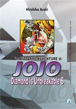 SC1166 - Manga - Star Comics - JoJo - Diamond is Unbreakable 6 - Nuovo !!!