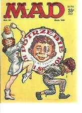 MAD MAGAZINE #51 (DEC 1959)  VERY FINE