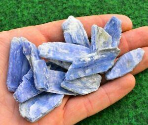 1 Kyanite Blue Natural Chunk/Blade A+ Grade Aura Cleansing Throat UK Buy✔ 5-10g